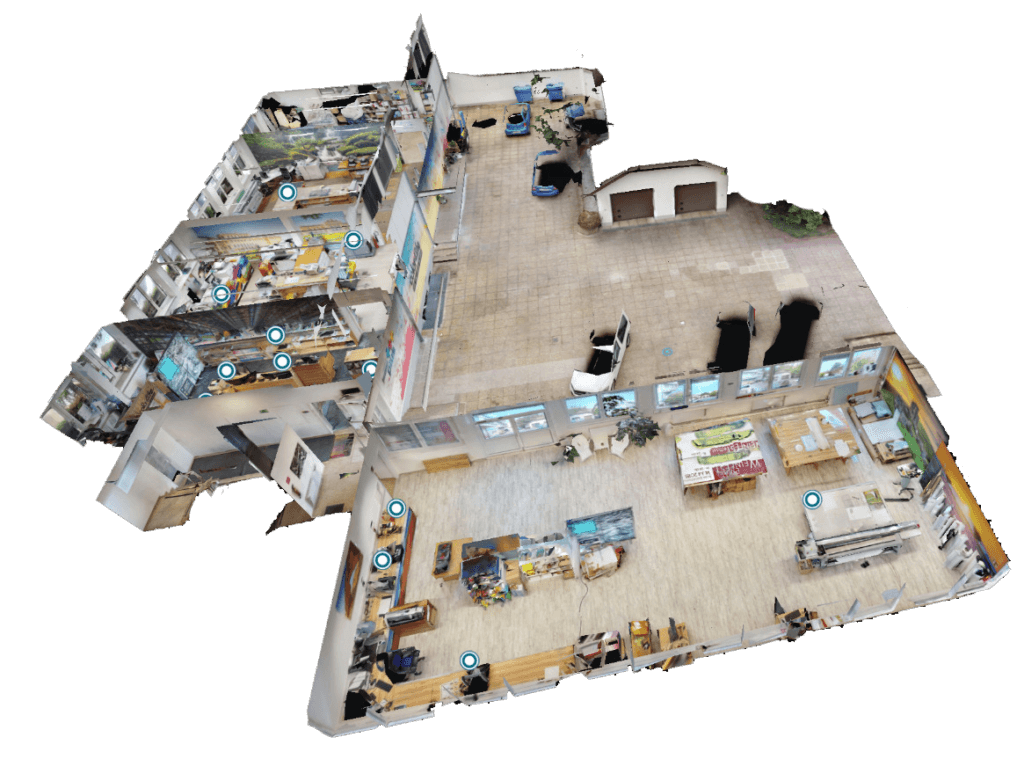 3d Ansicht Dollhouse - presented by 3DRundblick.at