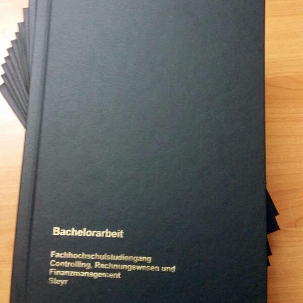 Hardcoverbindungen - eine hochwertige Alternative zum Buchdruck