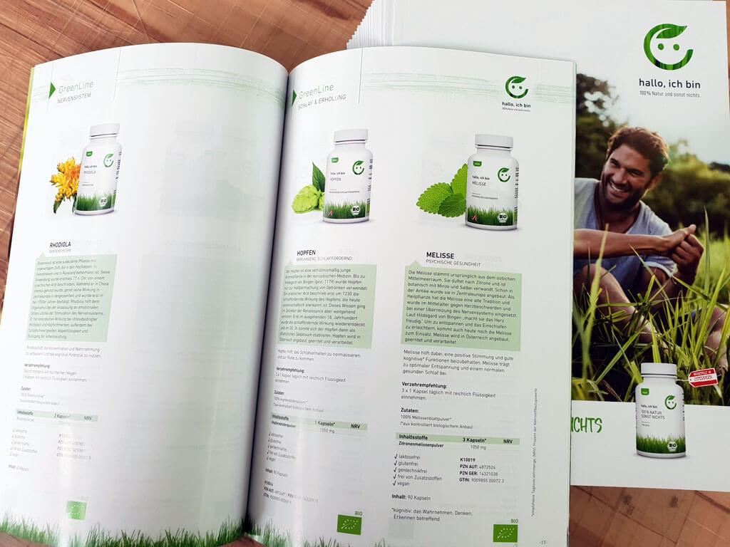 Kataloge Gesundheitsprodukte