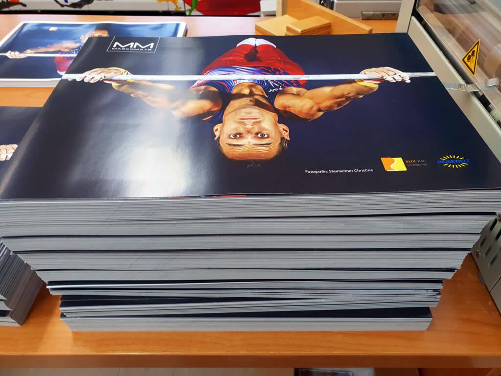 Kataloge Druckerzeugniss