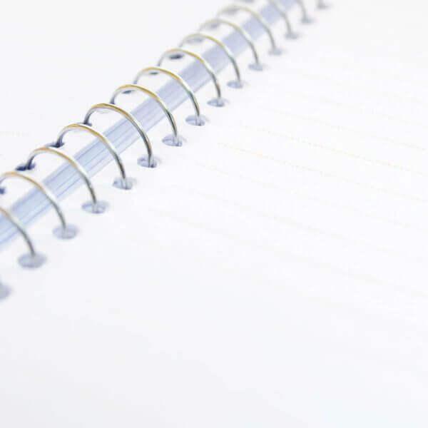 Spiralbindungen und Softcovebindungen sind die günstige Alternative zum Buchdruck