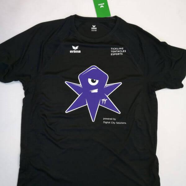 Digital City Solutions GmbH T-Shirt bedruckt mit Logo