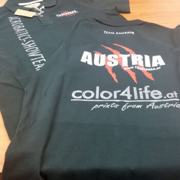 The Freaks - T-Shirt in schwarz mit silber Logoandruck